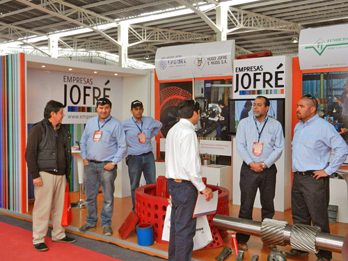 Expomin 2012